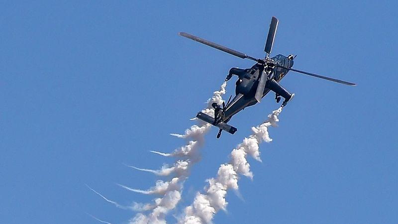 Gujarat: IAF helicopter makes precautionary landing near Bhavnagar after snag