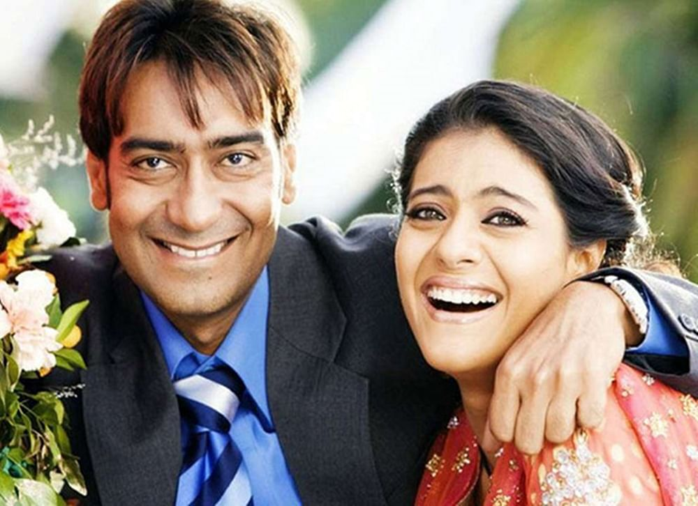Kajol shares her perfect 'Happy Ending' with Ajay Devgn in this quirky anniversary wish