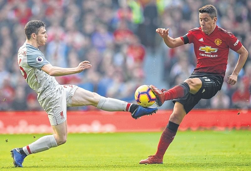 EPL 2018-19: Liverpool fail at Old Trafford again with draw against Manchester United