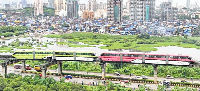 Mumbai: Monorail Phase 2 to begin in March