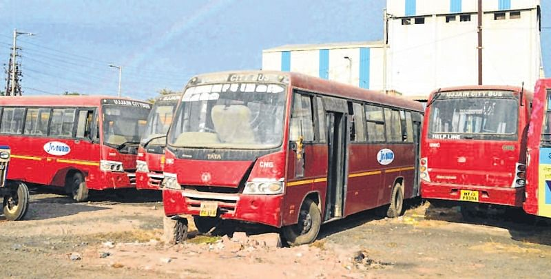 Bhopal: City bus terminus in dire strait