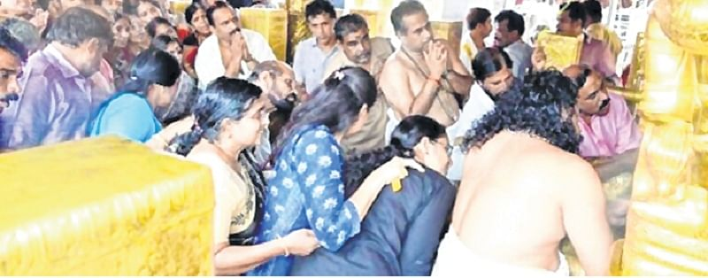 Sabarimala Row: Temple board backs entry of women, now
