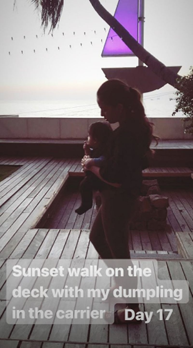 Mira Kapoor's pic with her 'dumpling' Zain will shrink your Monday blues