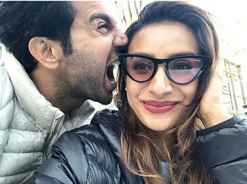 Rajkummar has the sweetest birthday wish for girlfriend Patralekhaa