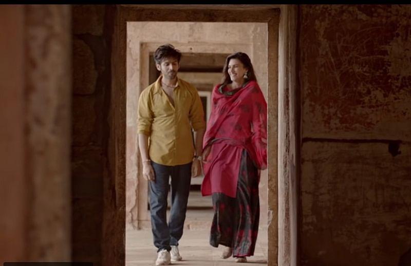 'Luka Chuppi' song 'Duniyaa' featuring Kartik Aaryan, Kriti Sanon redefines love
