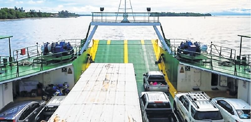 Mumbai: MbPT will operate RO-Pax vessel for Ro-Ro ferry service