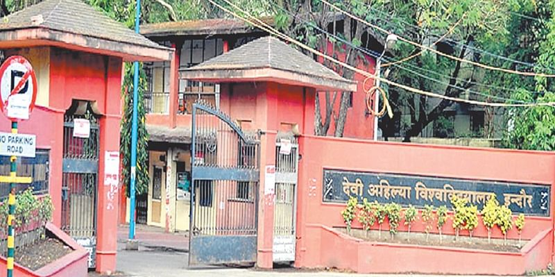 Indore: Detained medical students are no more DAVV's labiality