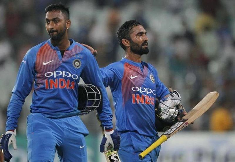 Revealed: What went on in Dinesh Karthik's mind when he refused controversial single at Hamilton