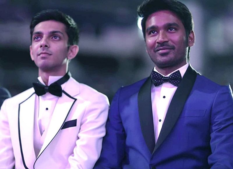 Dhanush recreates 'Kolaveri Di' LIVE at Soundarya Rajinikanth and Vishagan Vanangamudi's wedding