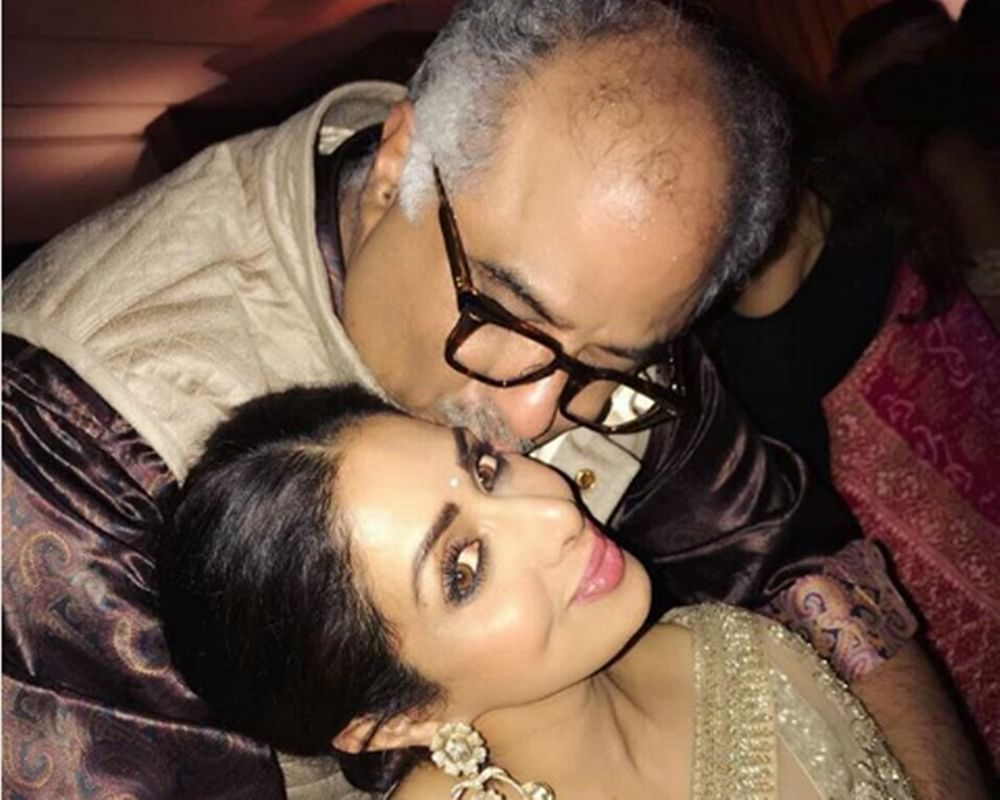 Boney Kapoor to auction wife Sridevi's sari for charity