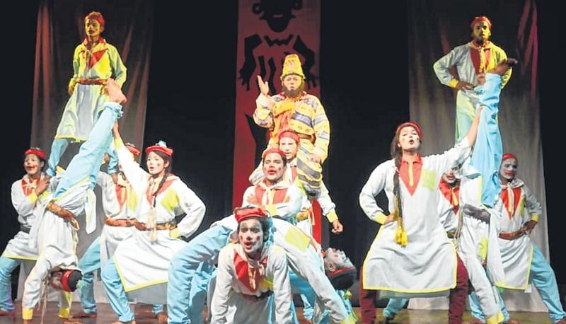 Bhopal: Dharohar a treat for theatre buff begins