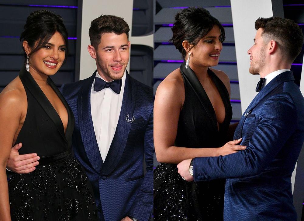 Priyanka Chopra, Nick Jonas make a stunning appearance at Oscars 2019 after party
