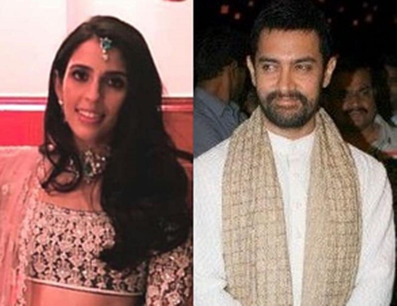 Aye Kya Bolti Tu? Watch Aamir Khan, Shloka Mehta shake a leg on the actor's popular 90s track