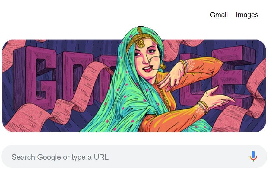 Google Doodle celebrates iconic actress Madhubala's 86th birthday
