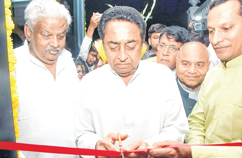 By fielding Pragya Singh Thakur, BJP is creating communal divide: Kamal Nath