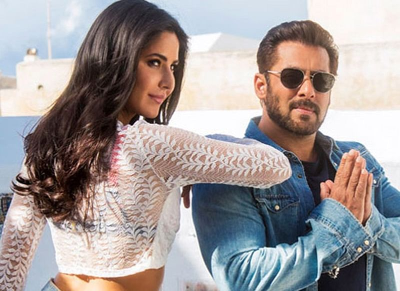 Katrina Kaif to groove with Salman Khan in 'O O Jaane Jaana' remake
