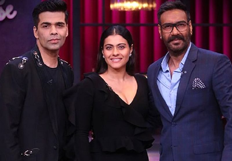 Koffee with Karan 6: Ajay Devgn wins 'Answer of the season' for his 'Kaal' comment, bags Audi car