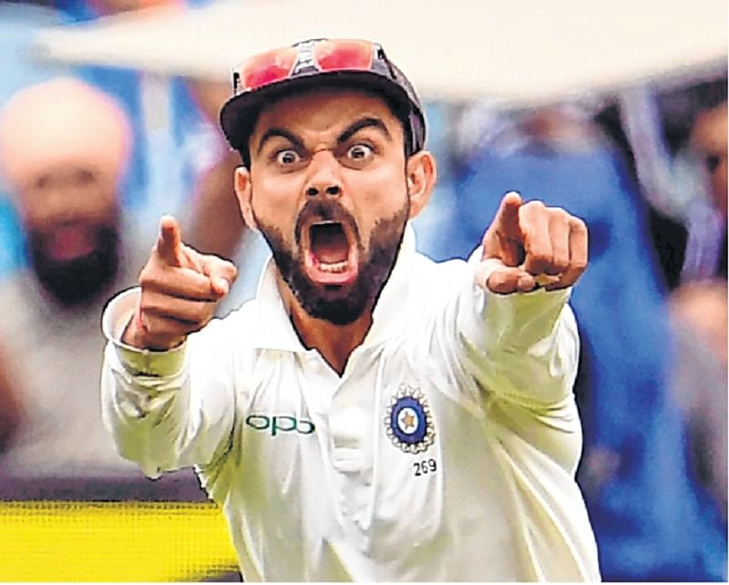 Virat Kohli stays No 1 in ICC Test rankings