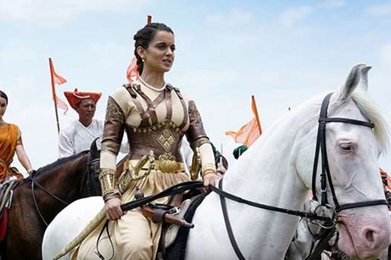 Manikarnika: Kangana brutally trolled for riding a mechanical horse in this BTS video
