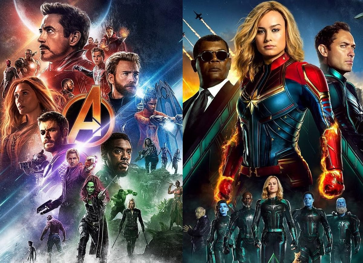 Going for 'Avengers: Endgame'? Here's how to watch every Marvel movie in the right order