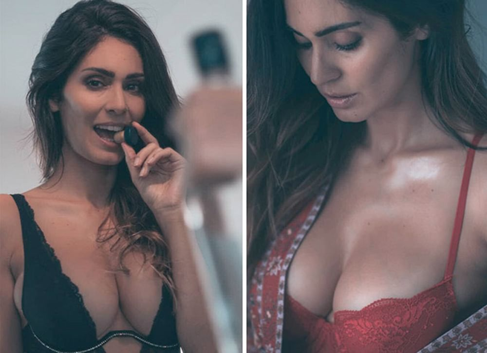 Bruna Abdullah's hot booty game will burn you to a perfect crisp!