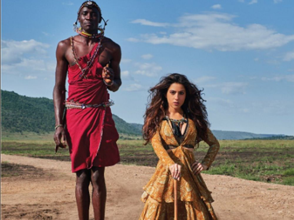 Sara Ali Khan labelled as 'racist' in a recent magazine photo-shoot