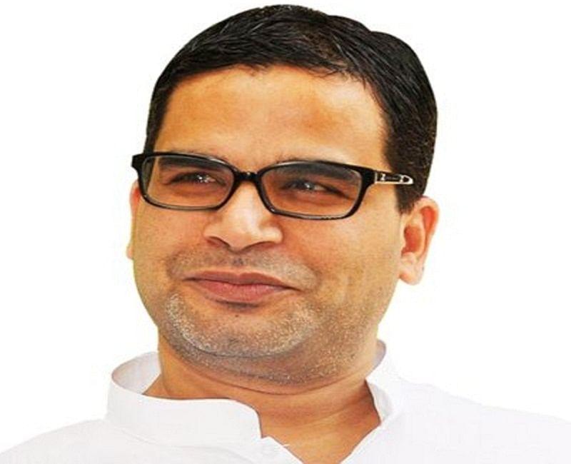 Tejashwi Yadav became RJD leader only in absence of his father: Prashant Kishor