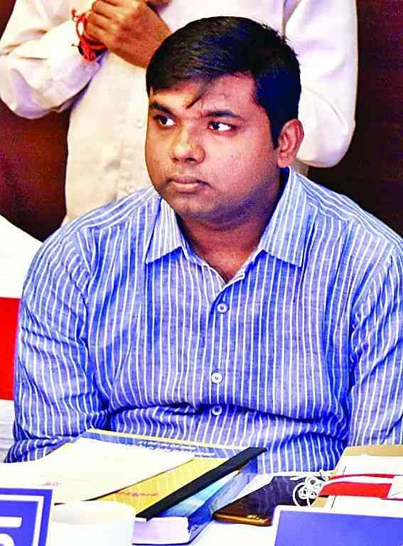 Indore: Rohan Saxena removed from Swachh Bharat Mission