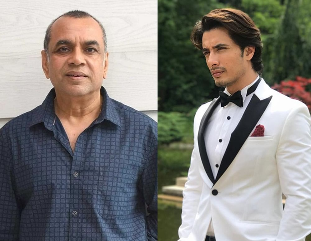 Paresh Rawal questions Ali Zafar's silence over IAF airstrikes against Pakistan