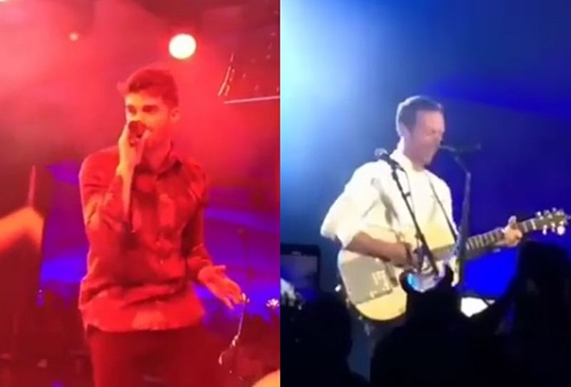 The Chainsmokers, Coldplay perform at Akash Ambani-Shloka Mehta's pre-wedding bash; watch video