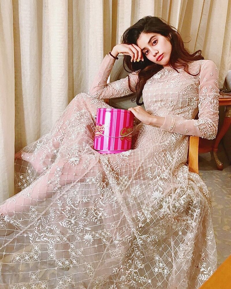 Janhvi Kapoor turns 22! Here are 22 pictures that prove she is all shades of sass