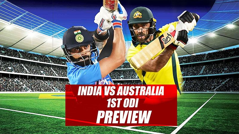 India vs Australia 1st ODI Preview: India's Last Chance To Get Into Shape For World Cup 2019