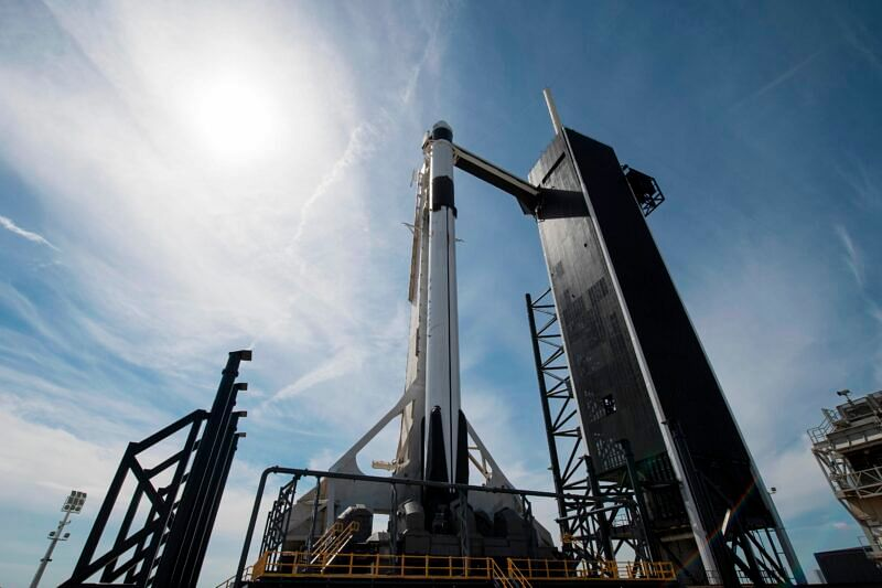 Crew Dragon capsule successfully separates from rocket: SpaceX