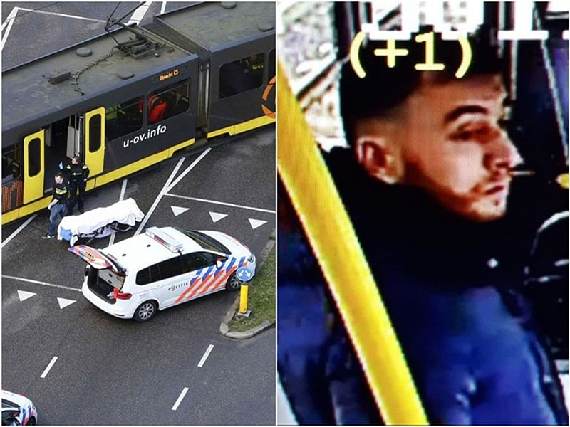 Netherlands: Dutch police arrest Utrecht tram shooting suspect