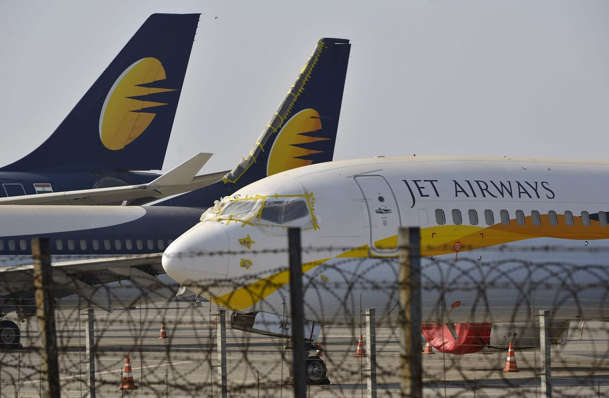 'Jet Airways lenders to recover only USD 300-USD 400 million in case of liquidation'