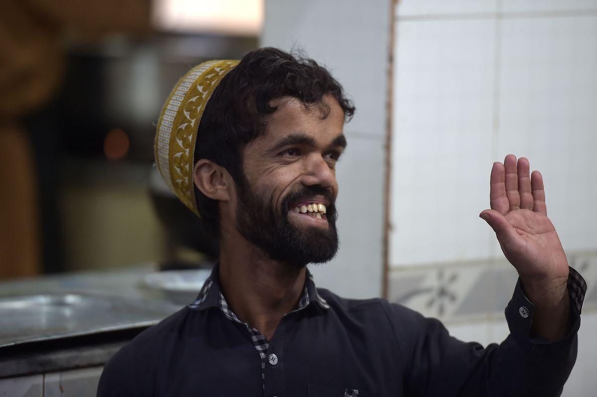 AAMIR QURESHI /AFP
