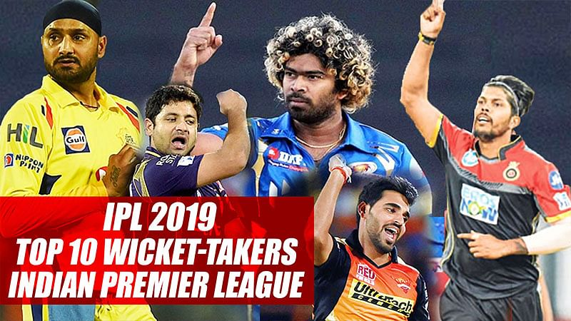 IPL 2019: Top 10 Wicket-Takers In The Indian Premier League