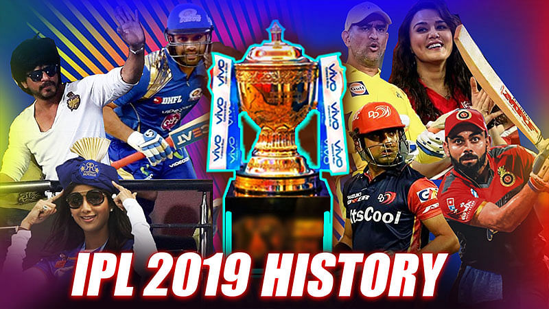 IPL history: From Most Successful Teams To Shocking Controversies