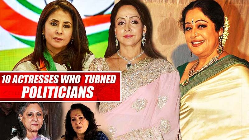 10 actresses Who Turned Politicians
