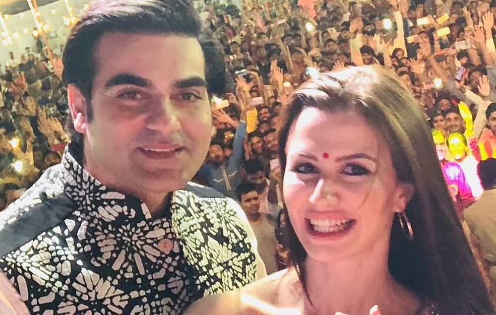 Check out how Arbaaz Khan owns up to a troll calling him 'Khula Saand'
