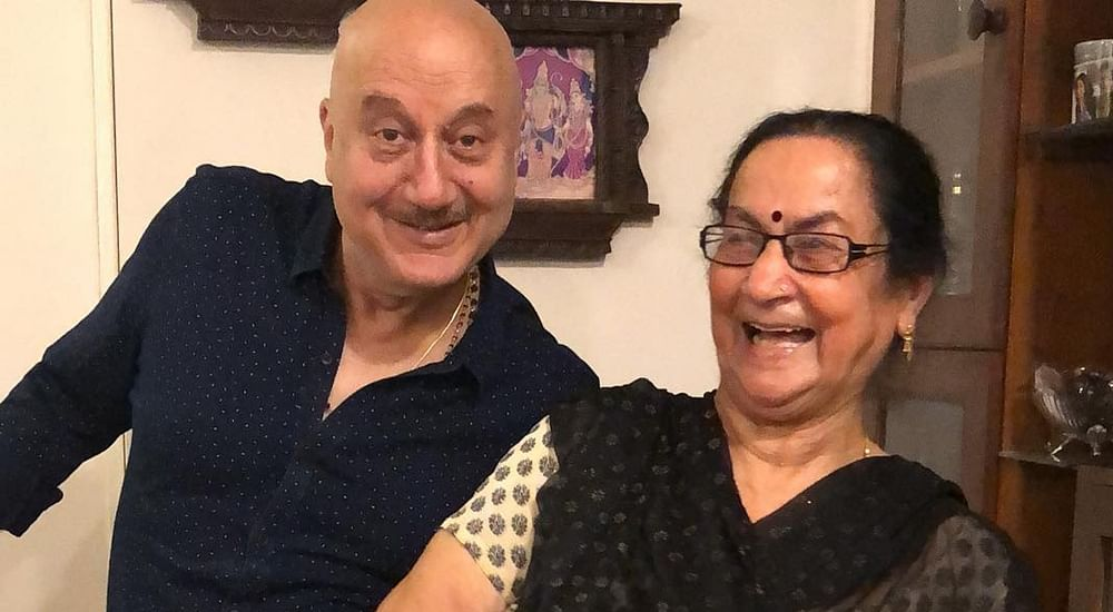 Happy Birthday Anupam Kher: 4 times the actor's mom was relatable AF in 'Dulhari Rocks'