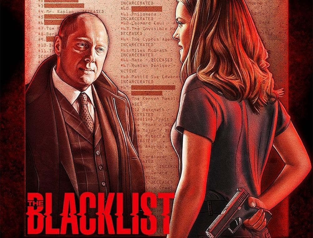 NBCs 'The Blacklist' gets renewed for season seven