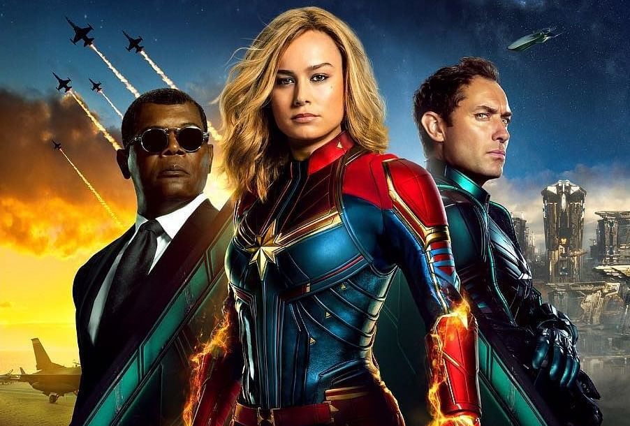 'Captain Marvel' full movie leaked online in HD quality; Brie Larson starrer affected due to piracy