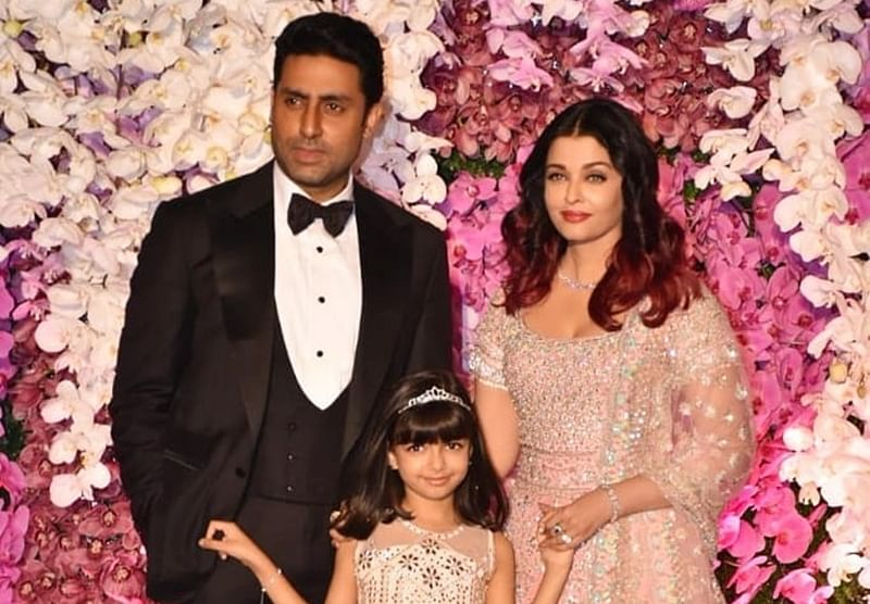 Aaradhya Bachchan's savage 'rolling of eyes' for paparazzi at Akash-Shloka's wedding is worth a look