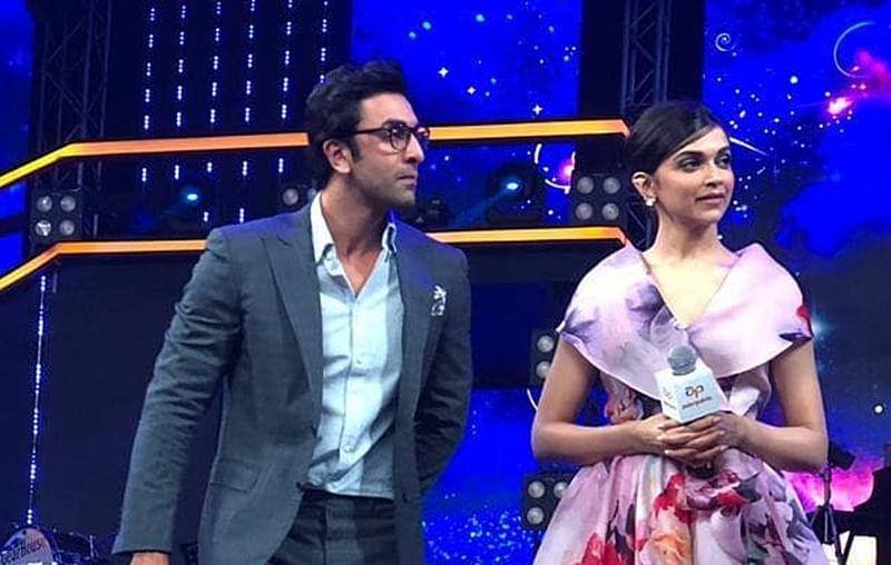 Ex-flames Deepika Padukone, Ranbir Kapoor shake a leg to Ranveer's song