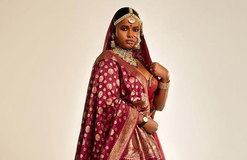 Sabyasachi receives backlash for featuring a plus size woman to promote self-confidence on Women's Day