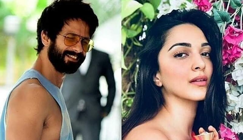 Shahid Kapoor, Kiara Advani wrap up shooting for the 'Arjun Reddy' hindi remake 'Kabir Singh'