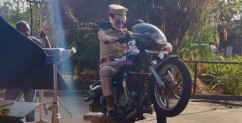 Leaked! Kangana Ranaut in a fierce bike-riding cop avatar for 'Mental Hai Kya'