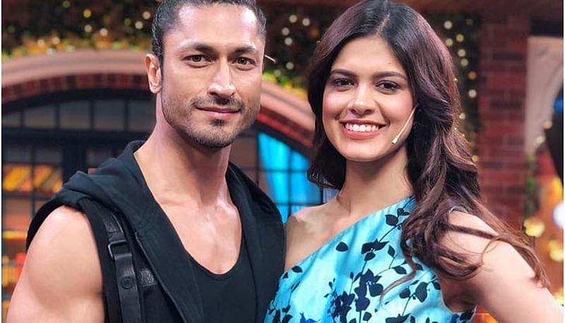 """Vidyut is fabulous"" says 'Junglee' actress Asha Bhat"