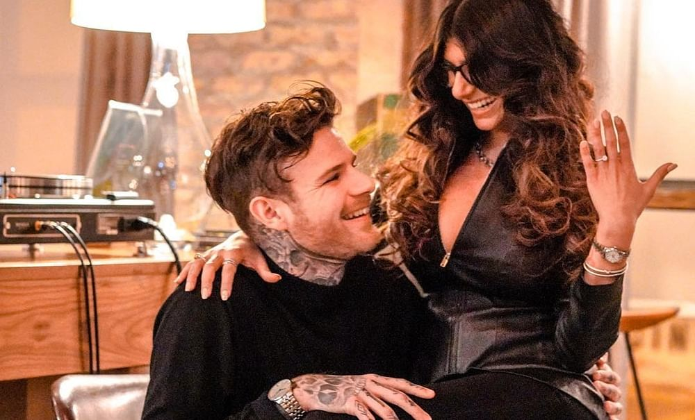 Mia Khalifa engaged to long time beau Robert Sandberg